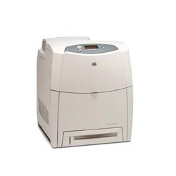 HP Laserjet 4650n 22 ppm Color Red fusor mal